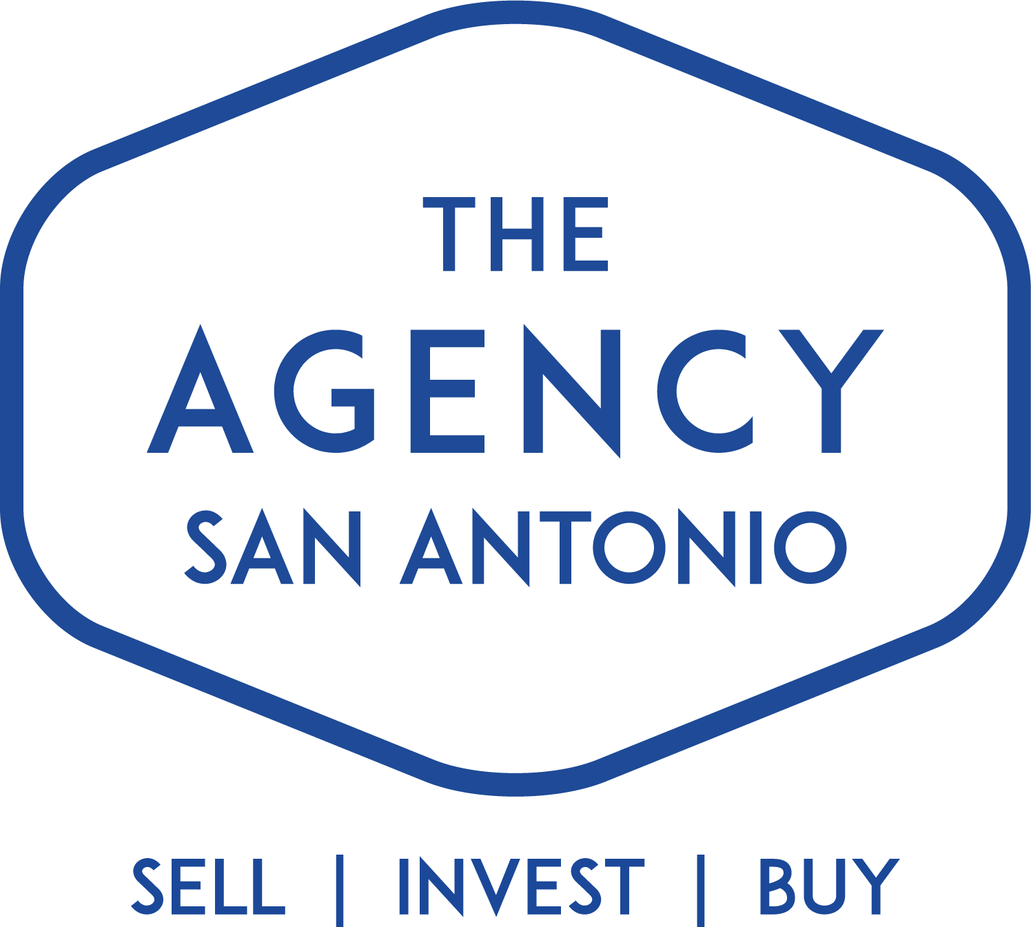 The Agency San Antonio Logo