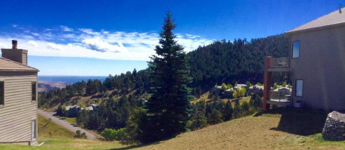 Chimney Creek Views