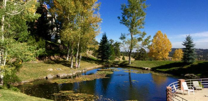 Chimney Creek Pool and Pond