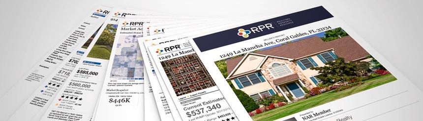 Free RPR Report