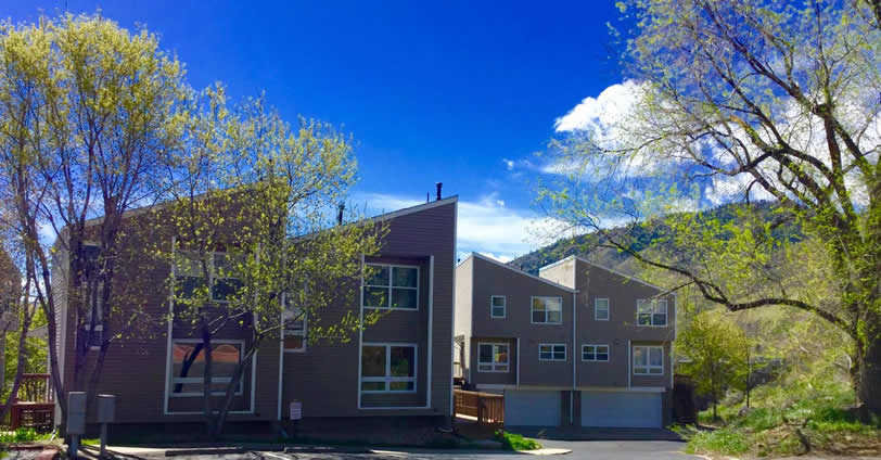 Find the perfect Canyon View Court Townhome in Golden Colorado.