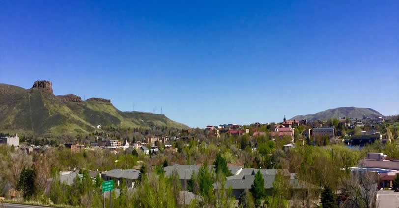 Canyon View Court Townhomes for sale in Golden Colorado