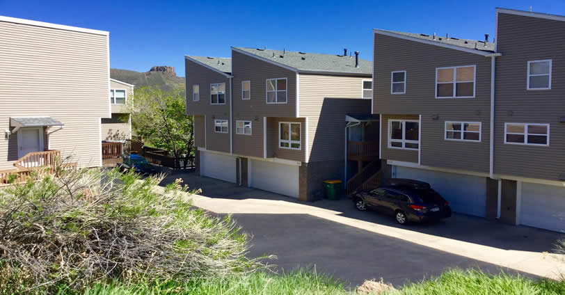 Canyon View Court Townhome for sale in Golden