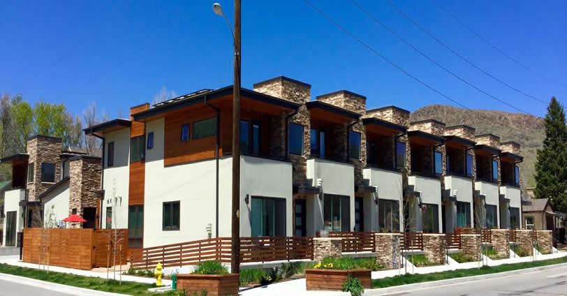 Get closer to nature with Eighth Street Residences homes for sale in Colorado.