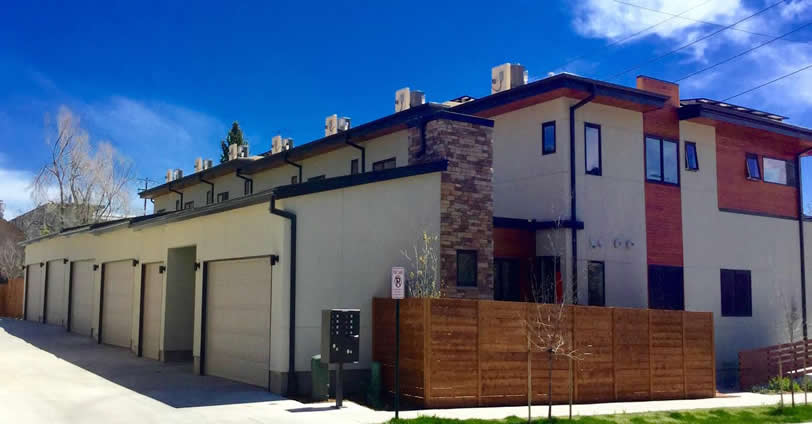 Discover gorgeous skies and a friendly community in Eighth Street Residences real estate.