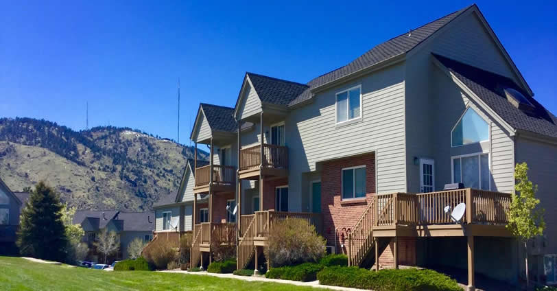 Heritage Village Townhome properties for sale in Golden CO.