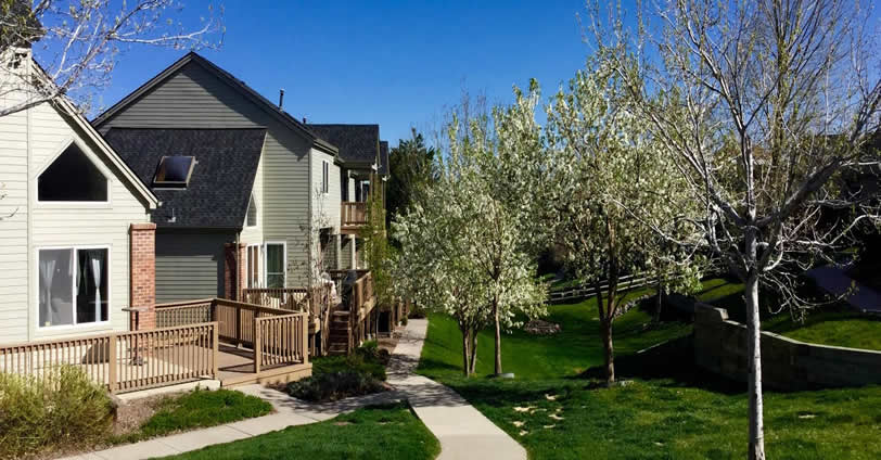 Discover Heritage Village Townhouse in Golden CO