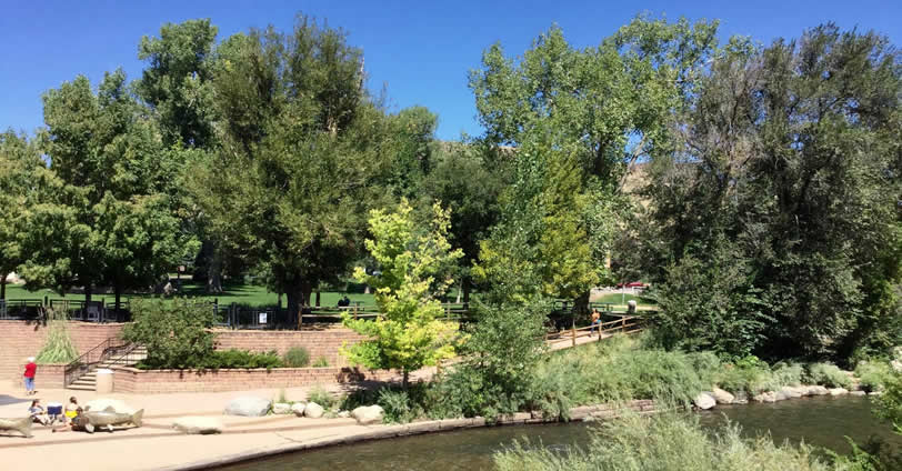 Mesa View Townhomes for sale in Golden Colorado.