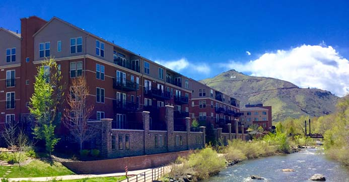 Search condos for sale at Millstone at Clear Creek Square in Golden Colorado