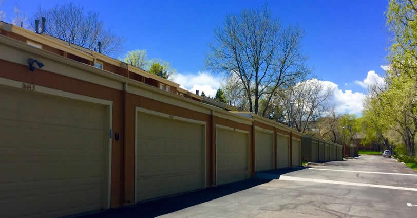 Discover gorgeous skies and a friendly community in Mountair Village Townhomes real estate.