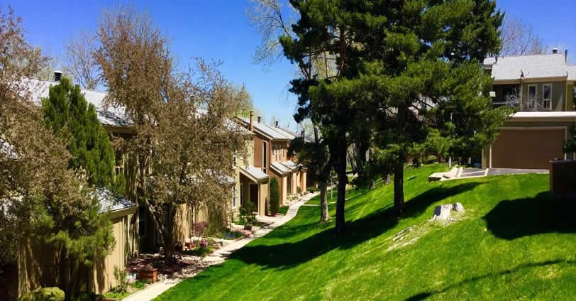 Search for your Mountair Village Townhomes home and find a great community.