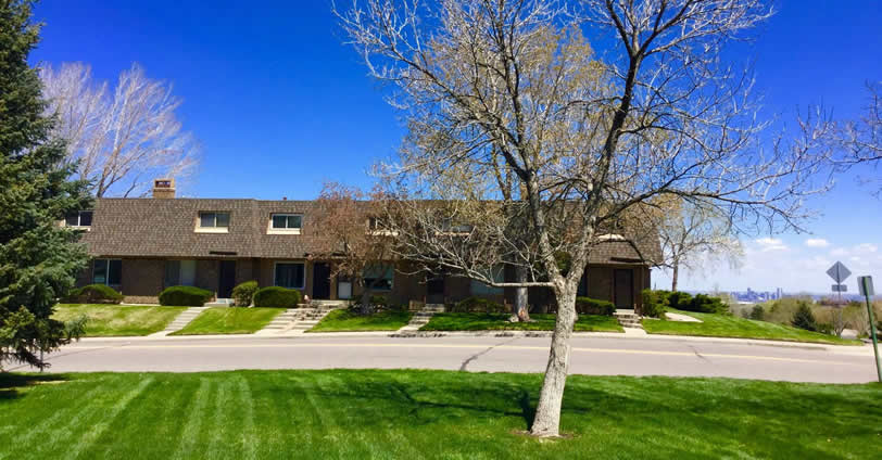 Discover Sixth Avenue West Townhouses in Golden Colorado