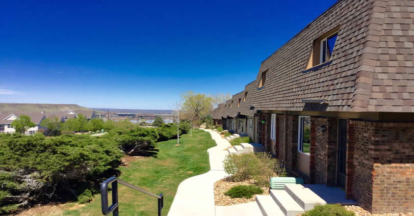 Search Sixth Avenue West Townhouses in Golden Colorado
