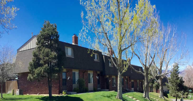 See beautiful Sixth Avenue West Townhouses - Two homes for sale and more in Golden CO.