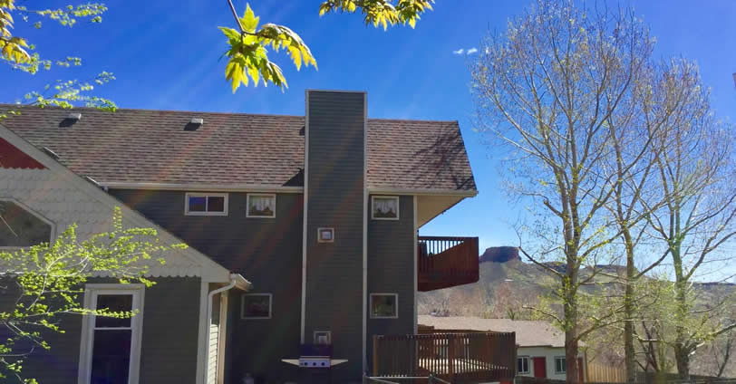 Get closer to nature with Sixth Street Condominium homes for sale in Colorado.