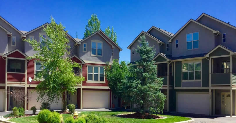 See beautiful Skyline Townhomes homes for sale and more in Golden CO.