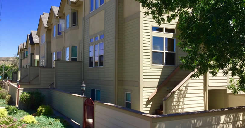 Get to know Golden and Skyline Townhomes properties in Colorado.