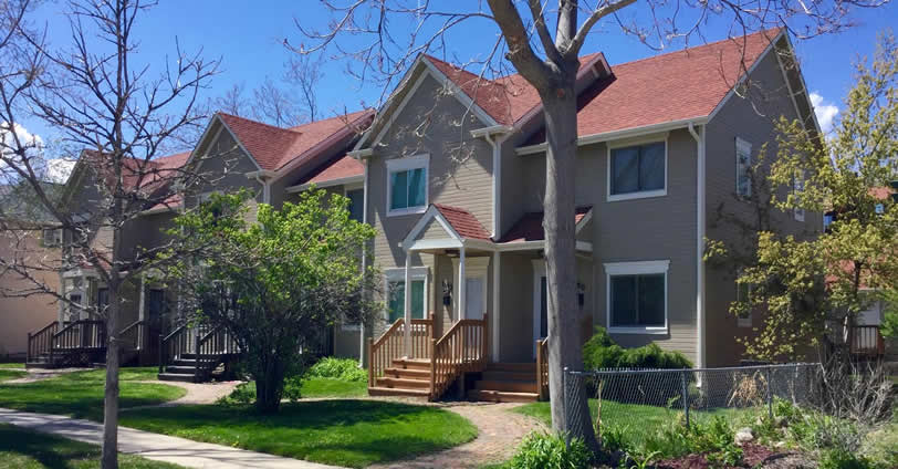 Get to know Golden and Weeping Willow Townhomes properties in Colorado.