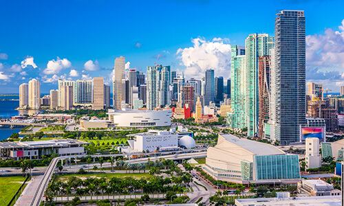 Downtown Miami Homes for Sale