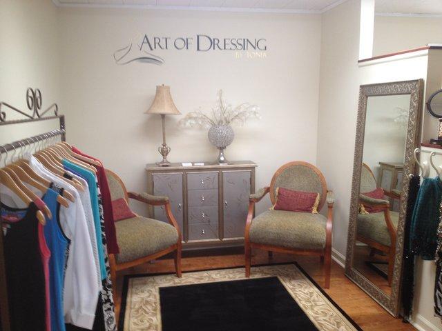 Art of Dressing Workshop