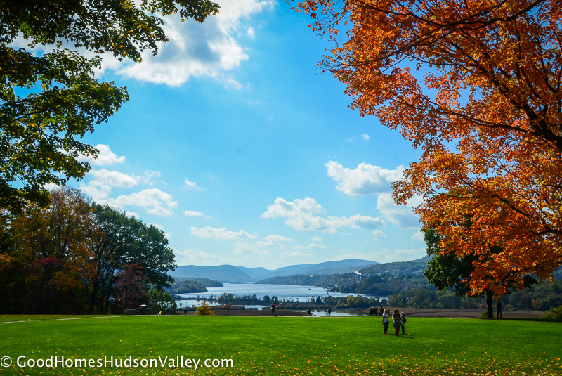 Garrison NY real estate view from the boscobel