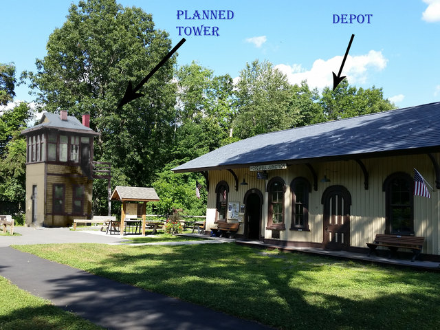 Hopewell Depot Planned Tower