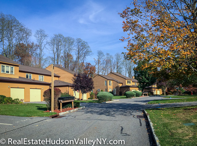 Hunters Brook in Yorktown Heights NY