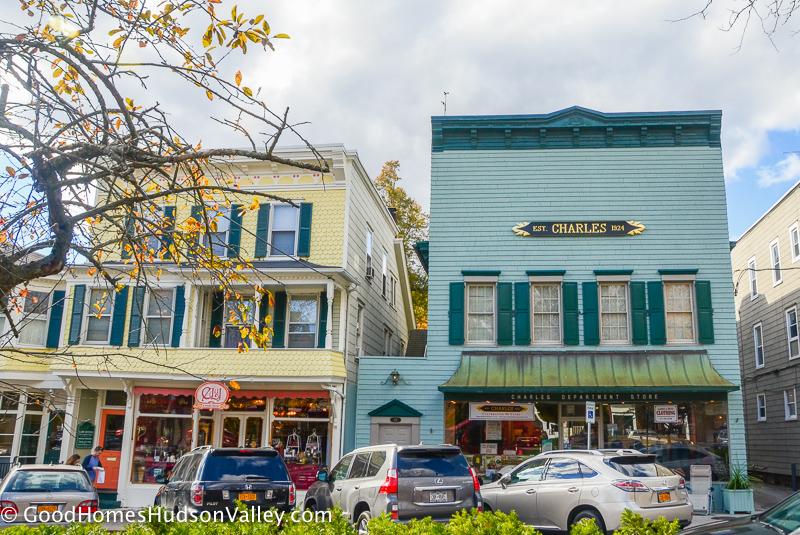 Downtown Katonah NY