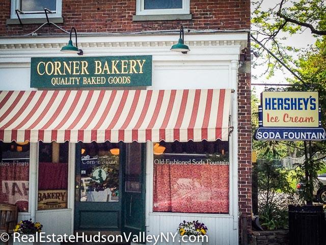 Pawling NY Corner Bakery