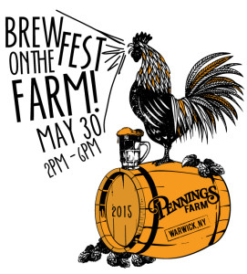 Pennings Farm Brew Fest Warwick NY