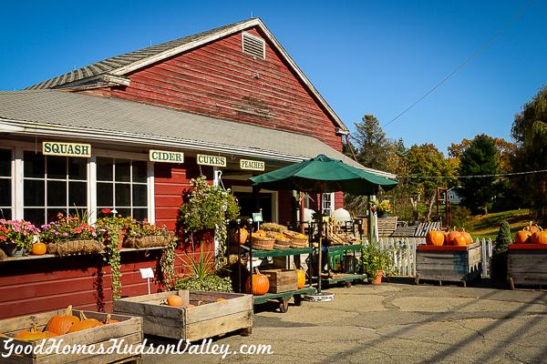 Dutchess County New York Farm Stand