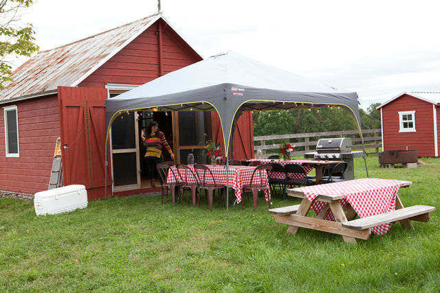 Hudson Valley Farm Dinner