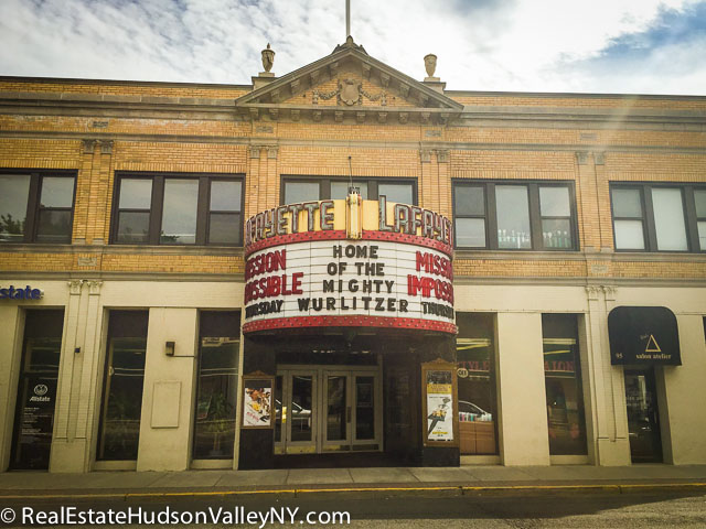 Lafayette Theater in Suffern NY