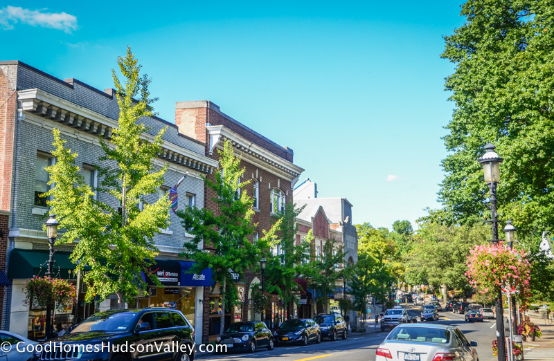 Tarrytown New York in Westchester County