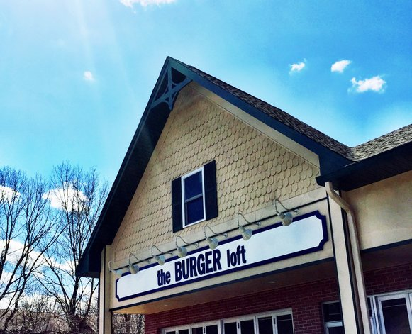 The Burger Loft New City Rockland County