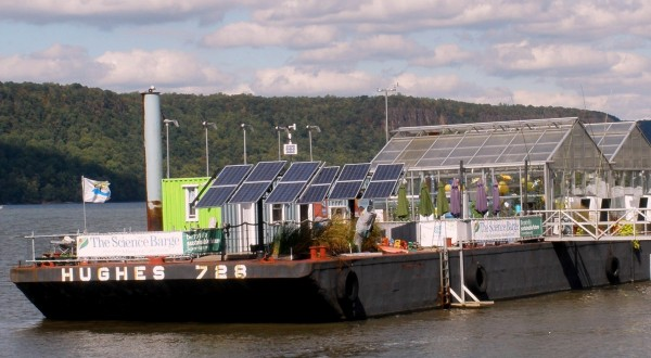 The Science Barge for Kids in Westchester County