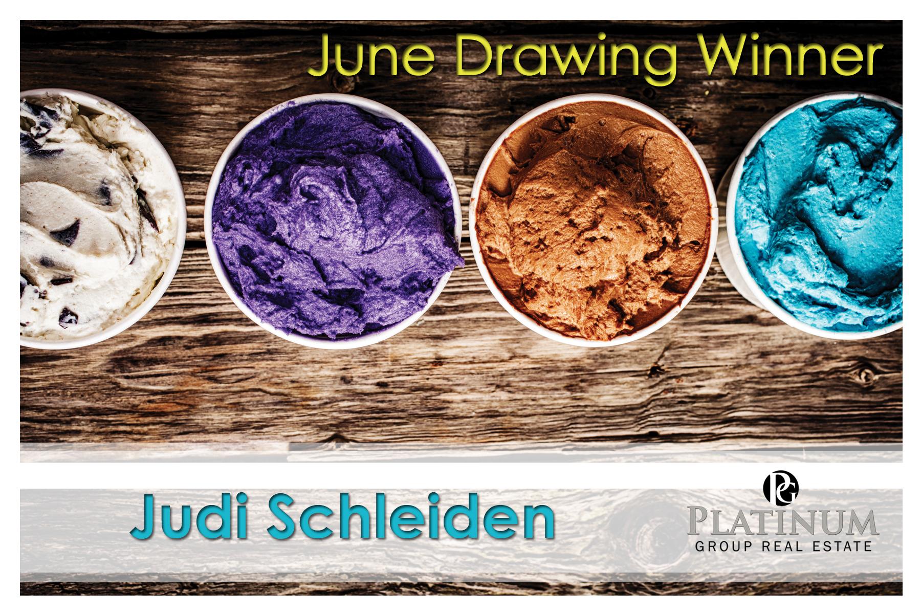 June Winner