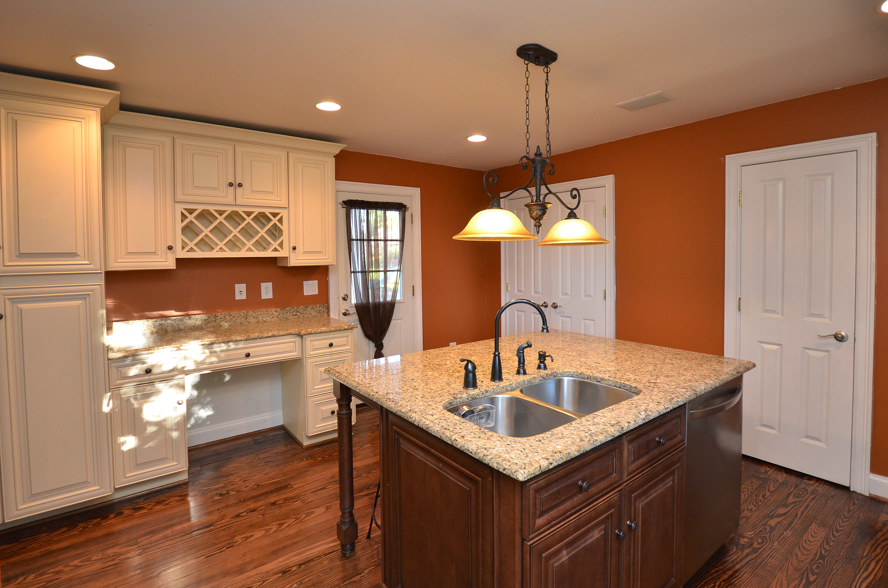 The kitchen of the home at 9 S Berlin Turnpike … one of only 29 homes actively listed for sale in Lovettsville!