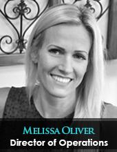 Meet Melissa Oliver