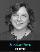 Meet Sharon Frye
