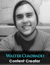 Meet Walter Cuadrado
