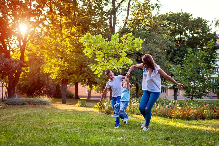 Find Pocket Parks Outside Roseville Homes