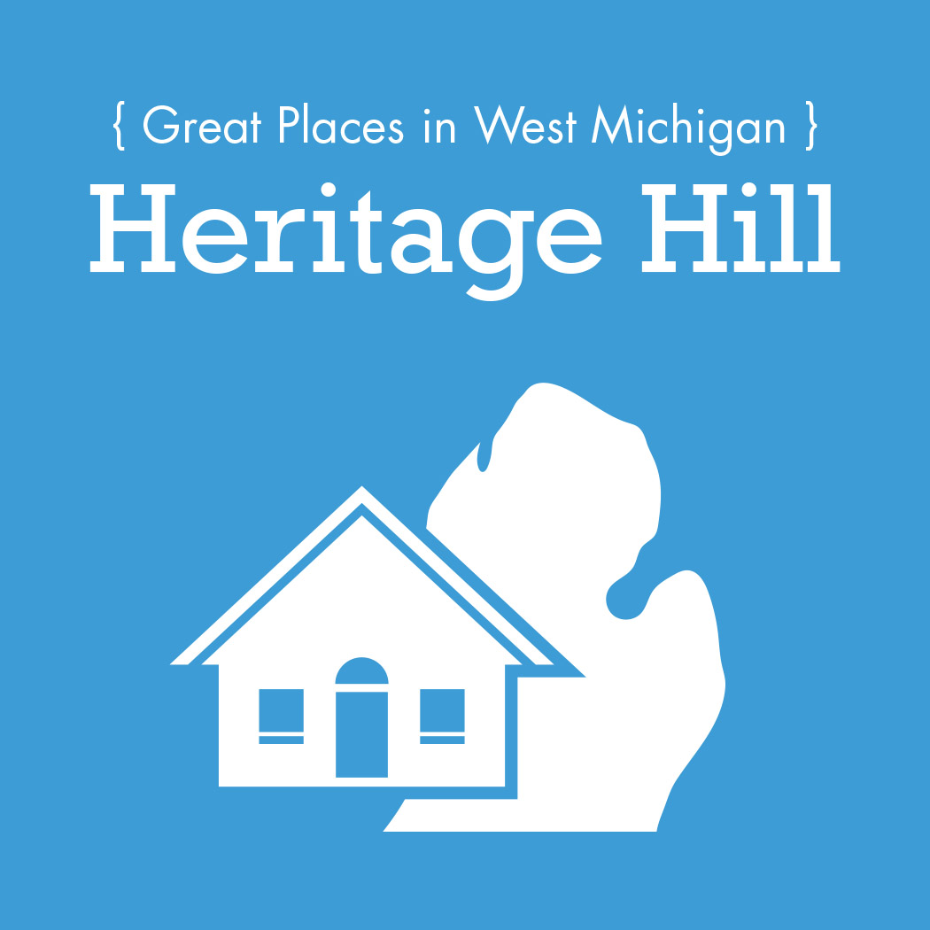 Heritage Hill Historic Homes in Grand Rapids