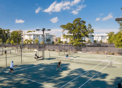 Grande Dunes Tennis | Ashley DeLong, Realtor