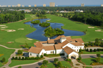 Grande Dunes Golf | Ashley DeLong, Realtor