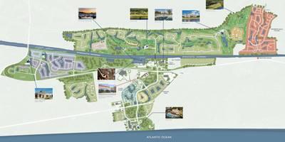 Grande Dunes Real Estate Map
