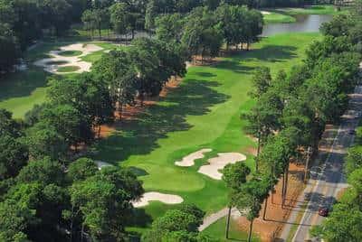 Kingston Plantation Golf Course | Arcadian Shores Golf Club