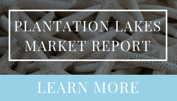 Plantation Lakes Market Report | Ashley DeLong, Realtor