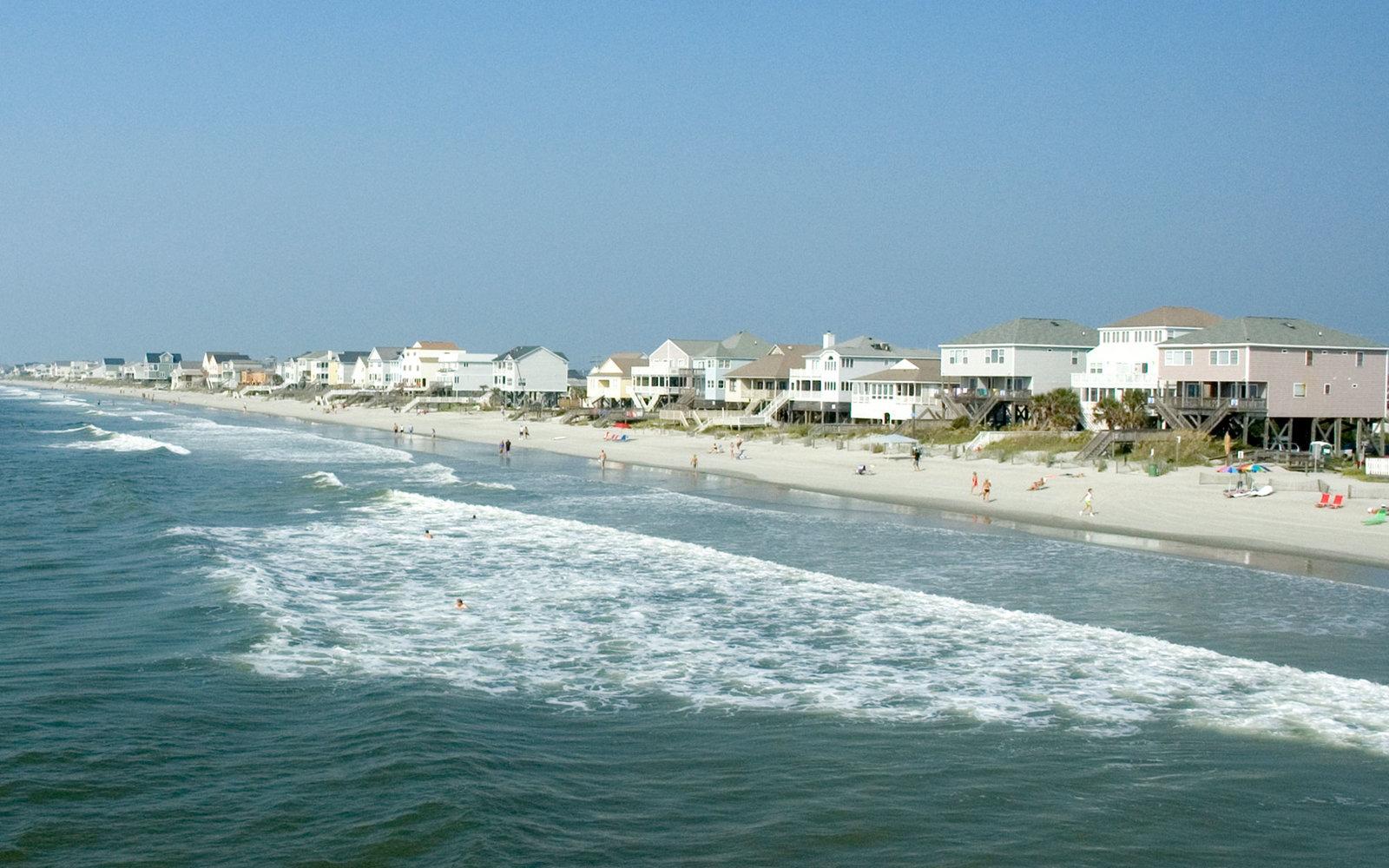 Surfside Beach North Carolina The Best Beaches In World