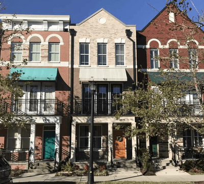 Market Common Townhomes For Sale